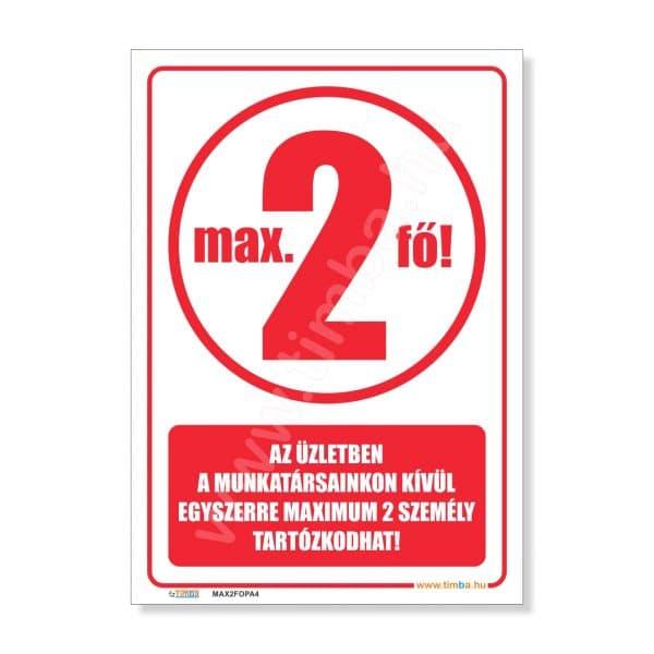 Max 2 fo